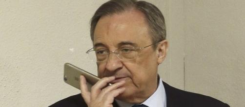 Florentino Pérez y una oferta de 135 millones de euros