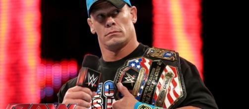 John Cena denies burying WWE talent - YouTube cap