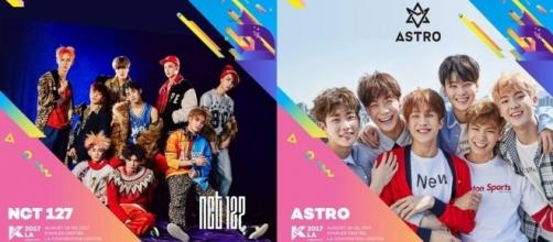 NCT 127 and ASTRO join the lineup for 'KCON 2017 LA'! | allkpop.com - allkpop.com