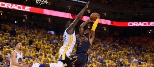 PHOTOS: Golden State Warriors 104, Cleveland Cavaliers 89 in the ... - mainlinemedianews.com