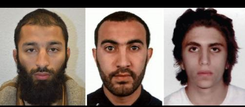 Terror attackers in UK -- image courtesy of Metropolitan Police