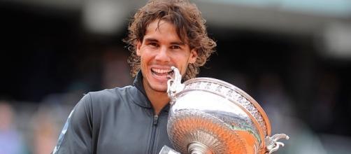 Rafael Nadal reclaims the Roland Garros title in 2017 - Photo via MarioGalli01/Wikimedia Commons - commons.ikimedia.org