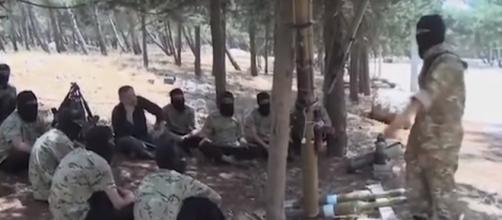 Syrian rebels disheartened as U.S. won't fight Assad, Russia and Iran - YouTube/Middle East Channel
