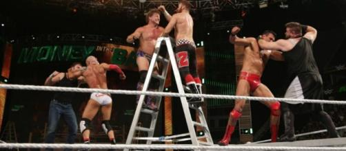 The WWE's 'Money in the Bank' 2017 pay-per-view is a 'SmackDown' exclusive. [Image via Blasting News image library/inquisitr.com]