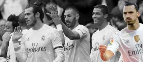 Zlatan podría fichar para el Real Madrid
