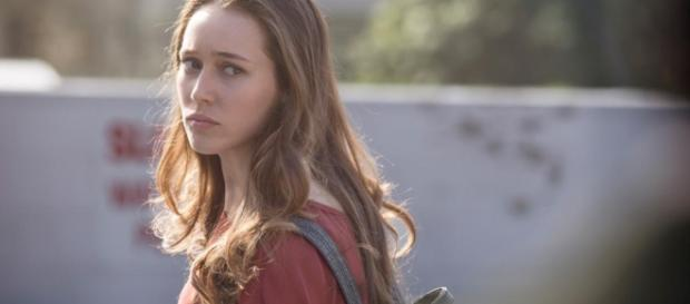 Alicia from Fear the Walking Dead Image via Wikimedia Commons