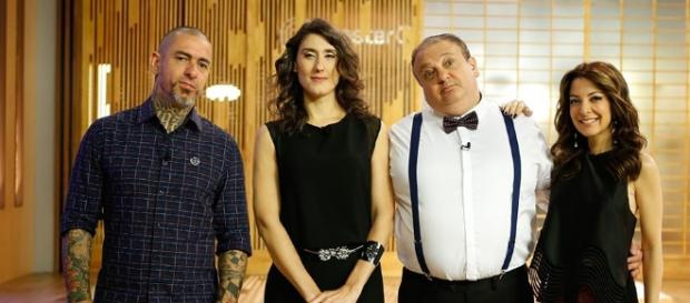 Integrantes do ''MasterChef'', da Band