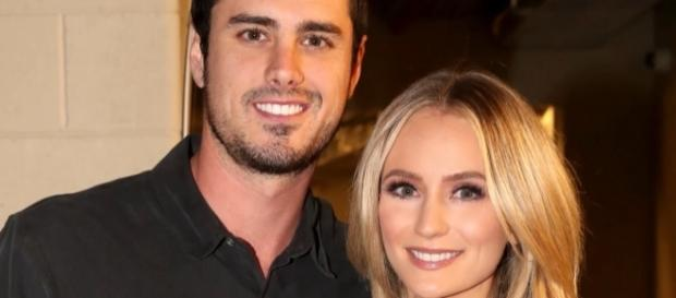 Ben Higgins and Lauren Bushnell have revealed some detais about their breakup. Photo by HollyScoop/YouTube Screenshot