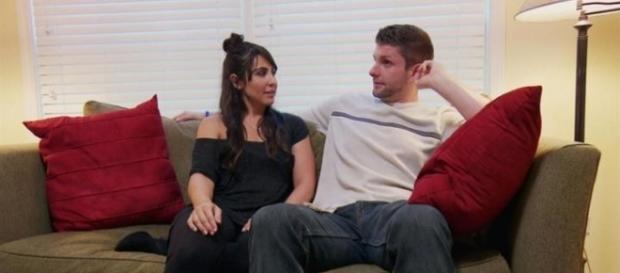 "Danielle and Cody on ""Married at First Sight"" - Image from YouTube, Lifetime.com"