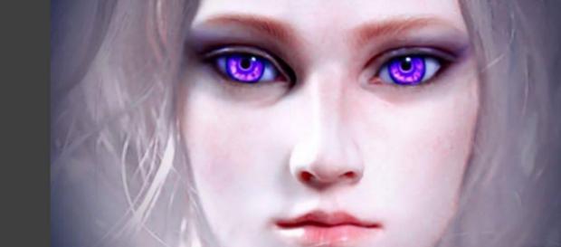 El Elfo argentino Luis Padrón quiere tener ojos color violeta