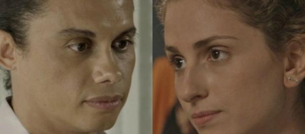 """Ivana e Nonato na novela """"Força do Querer"""" da Globo"""