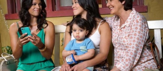 Jane the Virgin screen grab via BN library