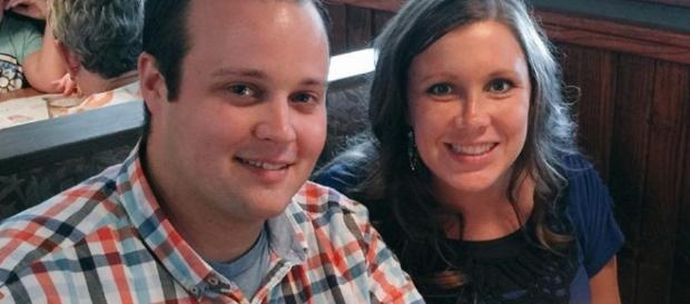 Josh and Anna Duggar together from social networks