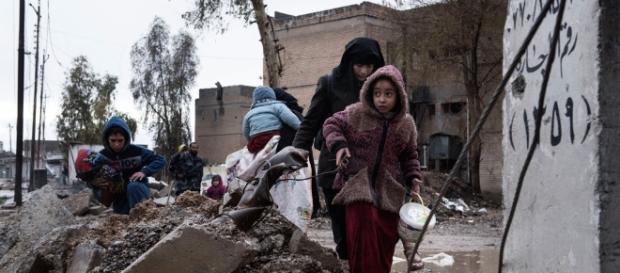 Medo e insegurança são constantes em países que vivem em guerra