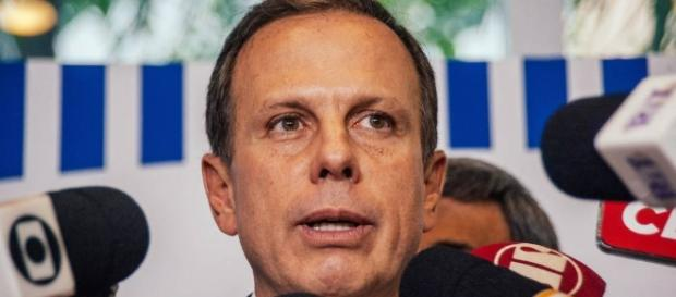 Prefeito de São Paulo, João Doria, resolveu se manifestar sobre julgamento do TSE
