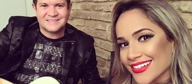 Ximbinha resolveu criar uma nova dupla (Foto - Instagram)