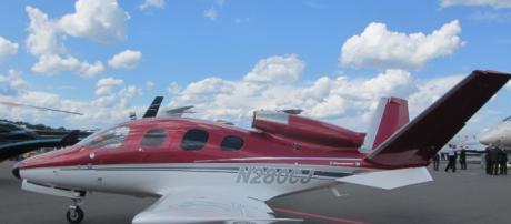 World's cheapest Private Jet($2M)