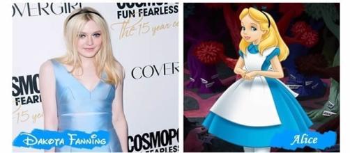 Celebridades que são parecidas com personagens da Disney