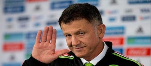 el técnico de la selección mexicana y una nueva baja en su plantel