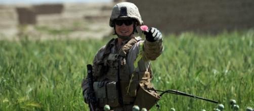 Gli Stati Uniti fingono di combattere il narcotraffico