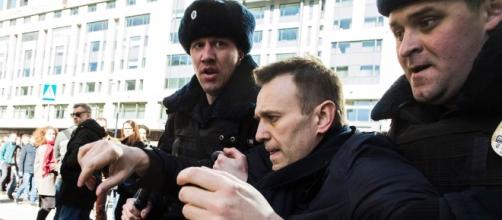 Hundreds Detained in Moscow Protest of Government Corruption - NBC - nbcnews.com