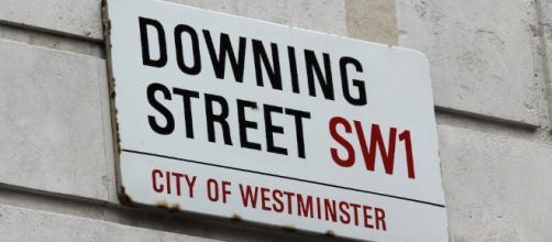 La sede del partito conservatore britannico.