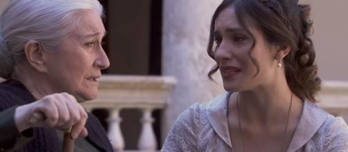 Il Segreto: Camila soap opera.