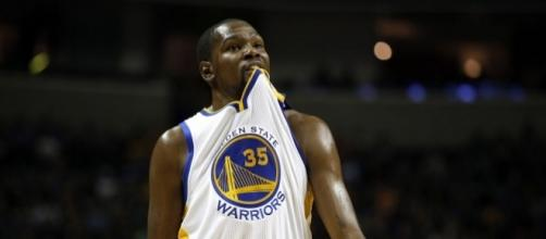 Kevin Durant yelled at himself after practice: 'They called me a ... - usatoday.com