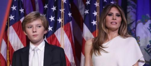 Melania and Barron Trump Won't Be Moving Into the White House ... - usnews.com