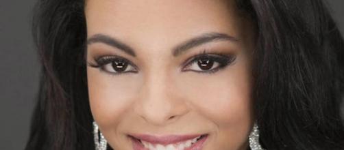 Miss Oklahoma 2017 Triana Browne [Image via MissAmerica.org]