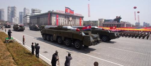 N Korea May Test Fire Mid-Range Missile Instead of ICBM Due to ... - sputniknews.com