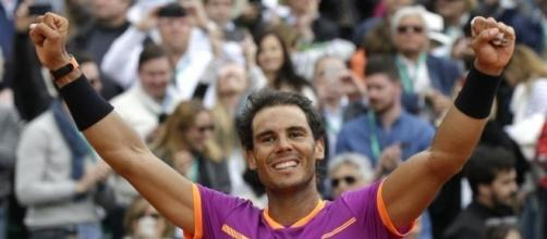 Nadal captured his 10th French Open crown after beating Wawrinka - hindustantimes.com