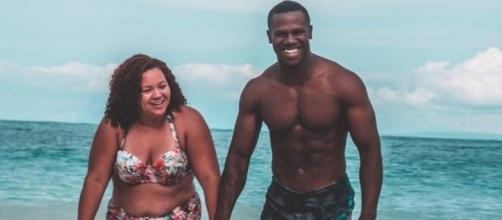 O casal provou que a aparência é apenas um atributo físico e nada mais do que isso ( Foto - Instagram )