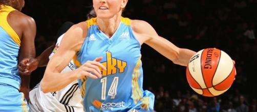 The Sky's Allie Quigley - Image - WNBA/Youtube Screencap