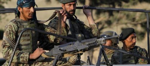 Three U.S. Soldiers Killed By Uniformed Afghan - rferl.org BN support