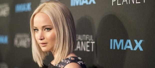 Jennifer Lawrence was not hurt [Image by NASA/Joel Kowsky/wikimedia.org]