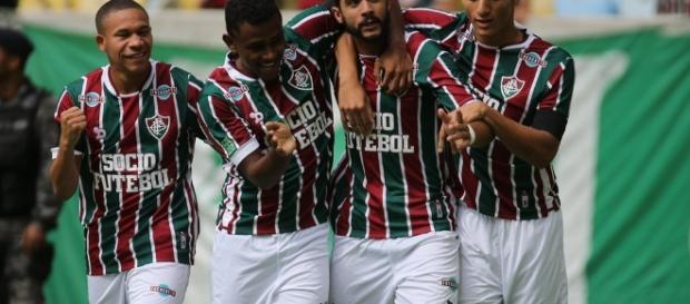 Na quinta, Flu recebe o Grêmio no Maracanã pelo Brasileiro (Foto: Blog Eterno Gravatinha)