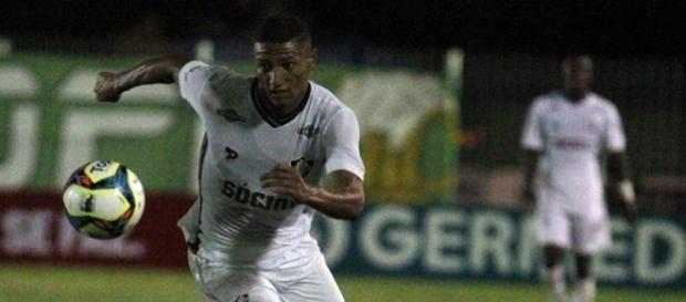 Pivô de confusão, Richarlison não irá trocar o Flu pelo Palmeiras (Foto: Globoesporte)