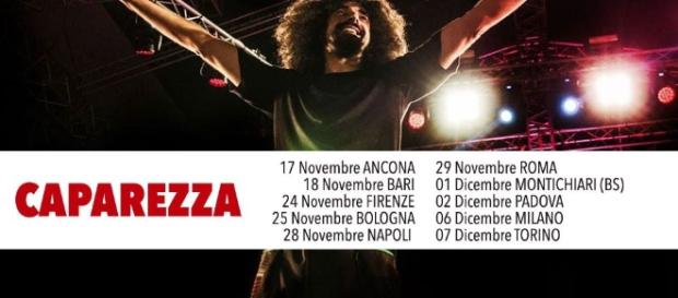 "Rockon.it on Twitter: ""Nuovo album per CAPAREZZA: scopri le date ... - twitter.com"