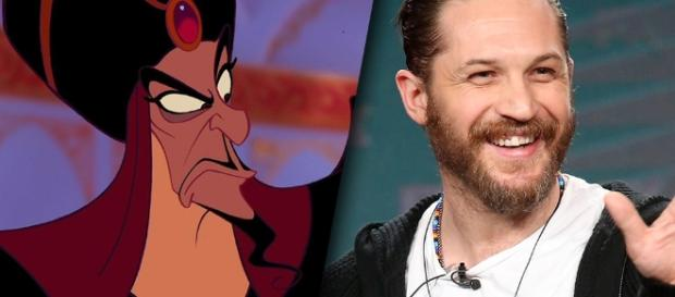 Tom Hardy being eyed for Jafar in the Aladdin Remake? [Image via wegotthiscovered.com]