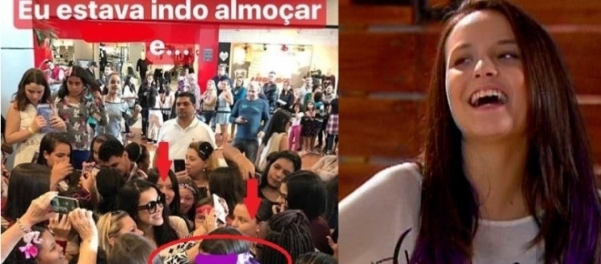 Emilly Rouba Fã Clube De Larissa Manoela Mas Castigo Vem Em Seguida