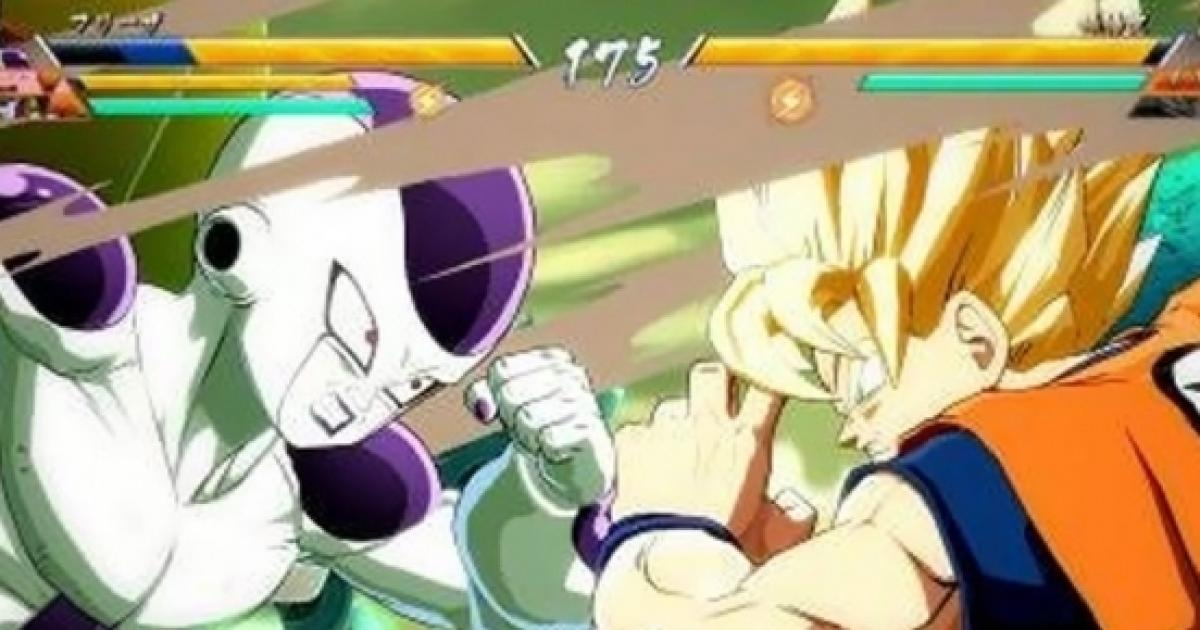 39 dragon ball fighters z 39 trailer characters and gameplay unveiled at e3. Black Bedroom Furniture Sets. Home Design Ideas