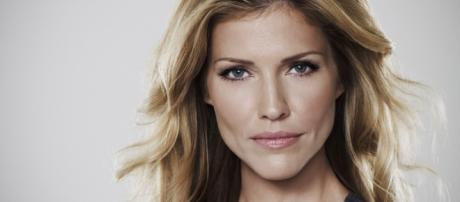 Actress Tricia Helfer once received a syringe full of sperm (photo: Blasting News Library)
