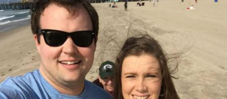 Josh Duggar photo via Anna Duggar/Twitter