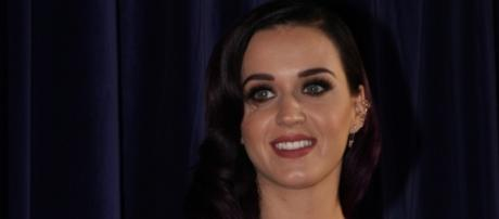 Katy Perry revealed the emotional reason why she cut her hair short.-Flickr