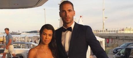 Kourtney Kardashian has found someone new after splitting from Scott Disick for the last time. (Instagram/Kourney Kardashian)