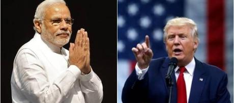 US president Donald Trump is scheduled to meet PM Narendra Modi in June this year. Credits: Flickr
