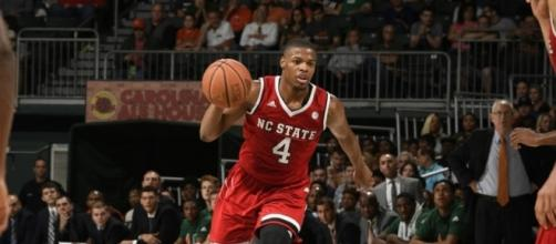 76ers should draft Dennis Smith Jr. from NC State- defpen.com