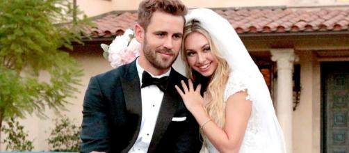 Corrine and Nick from 'Bachelor in Paradise'