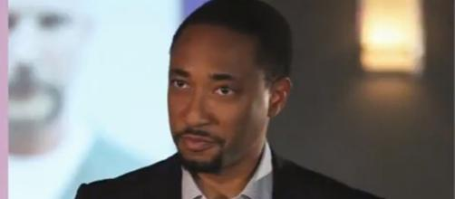 Damon Gupton Exiting CBS Crime Drama Criminal Mind/ via Celebified via Youtube